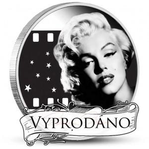 Marilyn Monroe - legendární holywoodská herečka