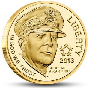 5 hvězdičkový generál Douglas McArthur - významná postava v historii USA