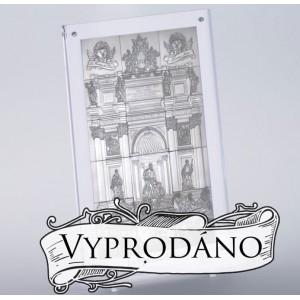 250. výročí Treviho fontány v Říme - exkluzivní sada mincí