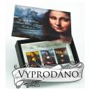 Světově proslulé portréty Mona Lisy - exkluzivní a vysoce limitovaná sada