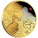 100. výročí vyhlášení první světové války na atraktivní zlaté minci