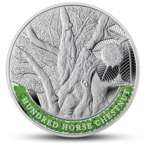 Nejstarší a nejpamátnější stromy světa - Kaštan sta koní