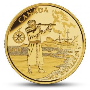 Henry Hudson - věhlasný  mořeplavec a objevitel na své poslední arktické expedici