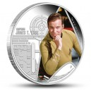 Kapitán James T. Kirk - legenda kultovního seriálu Star Trek