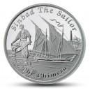 Pohádky tisíce a jedné noci - Sindibád a jeho loď Chiméra