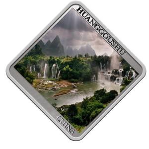 Nejznámější a nejkrásnější vodopády světa - Huangguoshu vodopády