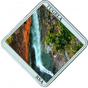 Nejznámější a nejkrásnější vodopády světa - Tugela vodopády