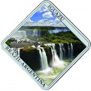 Nejznámější a nejkrásnější vodopády světa - Iguacu vodopády