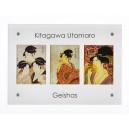 Věhlasný japonský umělec Kitagawa Utamaro a jeho fascinující obrazy Geishy