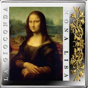 Mona Lisa La Gioconda - mistrovské dílo od Leonarda da Vinciho