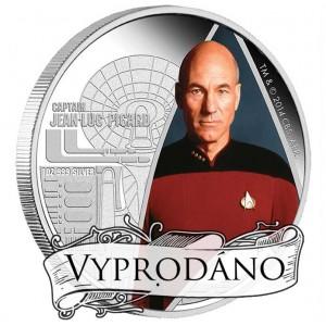 Jean-Luc Picard - legenda kultovního seriálu Star Trek