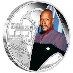 Kapitán Benjamin Cisco - legenda kultovního seriálu Star Trek