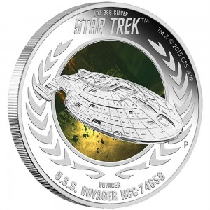 U.S.S Voyager NCC-74656 - legenda kultovního seriálu Star Trek