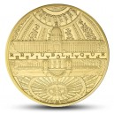 Věhlasné stavby Paříže na exkluzivní zlaté minci