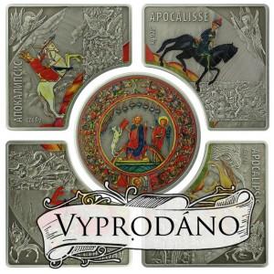 Čtyři apokalyptičtí jezdci - epochální vyobrazení konce světa dle Zjevení svatého Jana