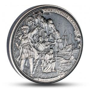 Kryštof Kolumbus a jeho fascinující a dobrodružné objevitelské výpravy