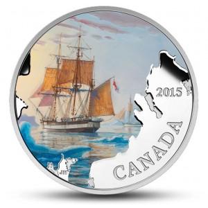 Záhadné námořní expedice světa - plavba Sira Johna Franklina