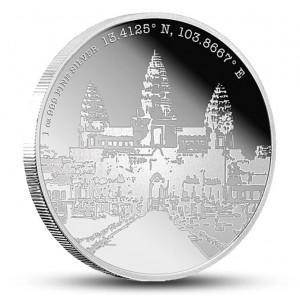 Angkor - zapomenuté legendární město světa