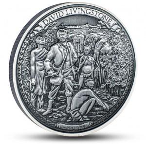 David Livingstone a jeho fascinující a dobrodružné objevitelské výpravy