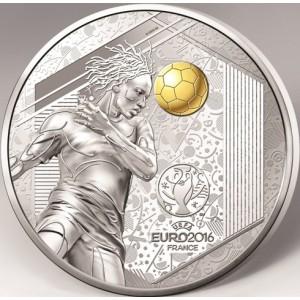 UEFA - mistrovství Evropy ve fotbale Francie - Hlavička