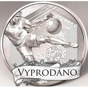 UEFA - mistrovství Evropy ve fotbale Francie  (5 oz)