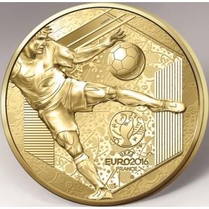 UEFA - mistrovství Evropy ve fotbale Francie  (1/4 oz)
