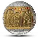 Svatyně Tří králů - mistrovský mincovní skvost s krystaly Swarovski