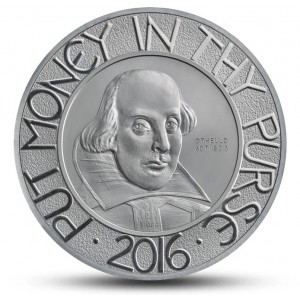 William Shakespeare - věhlasný anglický básník a dramatik