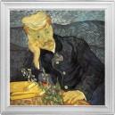 Portrét doktora Gatcheta od Vincenta van Gogha - nejdražší obrazy všech dob