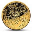 Nebeská kupole na Jižní hvězdné obloze - fascinující mincovní skvost