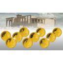 """Nejslavnější bohové Olympského panteonu - speciální edice """"Nejmenší zlaté mince světa"""""""