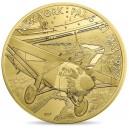 90. výročí prvního transatlatnického přeletu - legendární letoun Spirit of Saint Louis