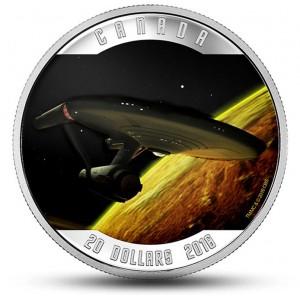 50. výročí věhlasného seriálu Star Trek - Enterprise