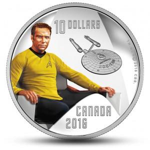 50. výročí věhlasného seriálu Star Trek - Kapitán Kirk