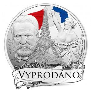 Viktor Hugo a věhlasné symboly Francie 19. století
