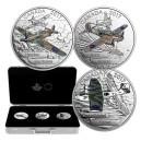 Největší letecké ikony druhé světové války na atraktivních mincích