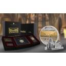 Poslední večeře Ježíše Krista - mistrovský mincovní skvost s krystaly Swarovski