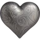 Mincovní skvost ve tvaru srdce - originální romantický dárek