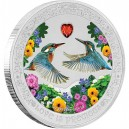 Láska je vzácnost - kolibříci symbolizující štěstí a harmonii v lásce