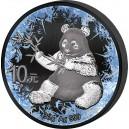 Panda Velká – národní symbol Činy - zušlechtění platinou a rutheniem