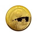 50. výročí přistání na Měsíci na exkluzivní zlaté minci