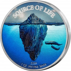 Voda symbol a zdroj života - zušlechtění vzácným bílým rhodiem a speciální aplikace chromatických barev