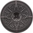 Egyptské dědictví na unikátní detailně zpracované minci s hlubokým reliéfem a oslňujícím 3D efektem