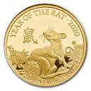 Rok krysy v lunárním kalendáři na atraktivní a limitované zlaté minci