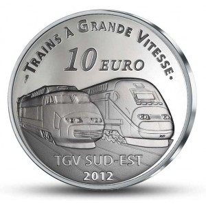 TGV - legendární vysokorychlostní vlak