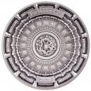 Zakázané město - exkluzivní stříbrný mincovní skvost s hlubokým reliéfem